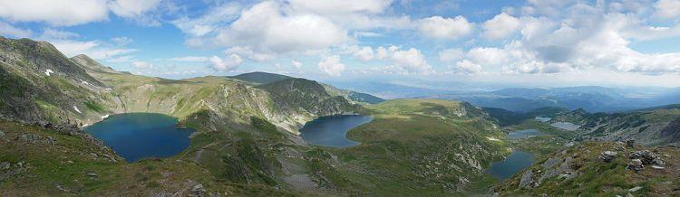 The 7 Rila Lakes