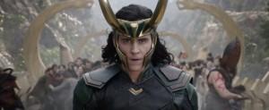 Tom Hiddleston as Loki in Thor 3
