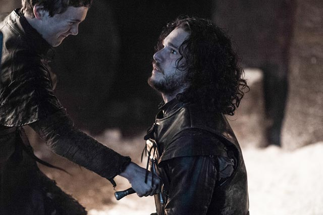 Jon Snow- Dead or Not (1/4)
