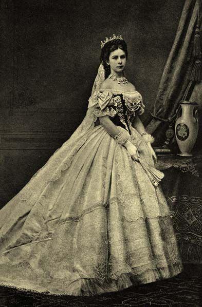 Empress Elisabeth's Hungarian coronation